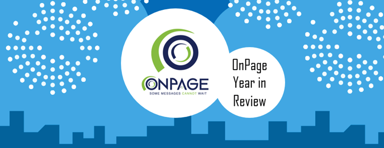 OnPage Year in Review